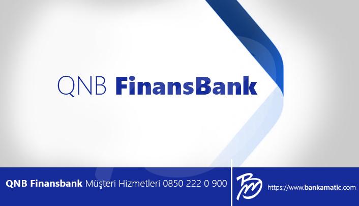 QNB Finansbank Müşteri Hizmetleri 0850 222 0 900