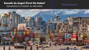 kanada'da asgari ücret