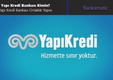 yapı kredi bankası kimin