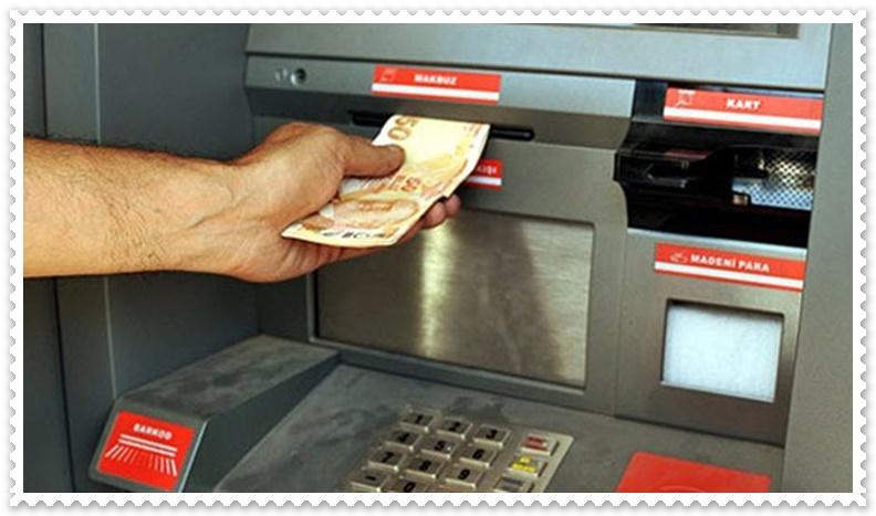 Tüm Bankaların Günlük ATM Para Çekme Limitleri Tam Liste