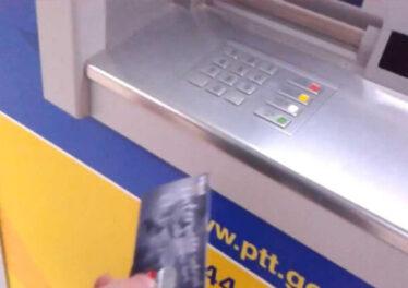 ptt kart şifresini unuttum nasıl yeni şifre alabilirim